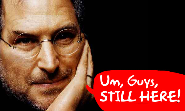 I claim no rights whatsoever to this image and do not know who created it; I found/shared from this site: http://globalinternetsuccess.com/steven-jobs-an-emotionally-charged-event